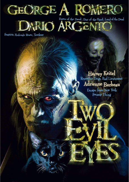 two_evil_eyes_poster