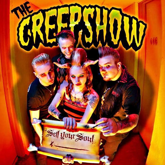 The_Creepshow-Sell_Your_Soul-Front-